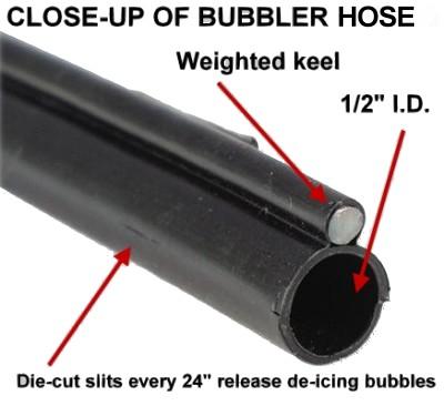 Diffuser Bubbler Hose For Deicing Amp Dock Bubblers