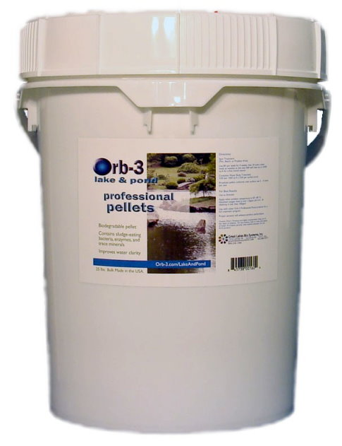 Pond Muck Pellets