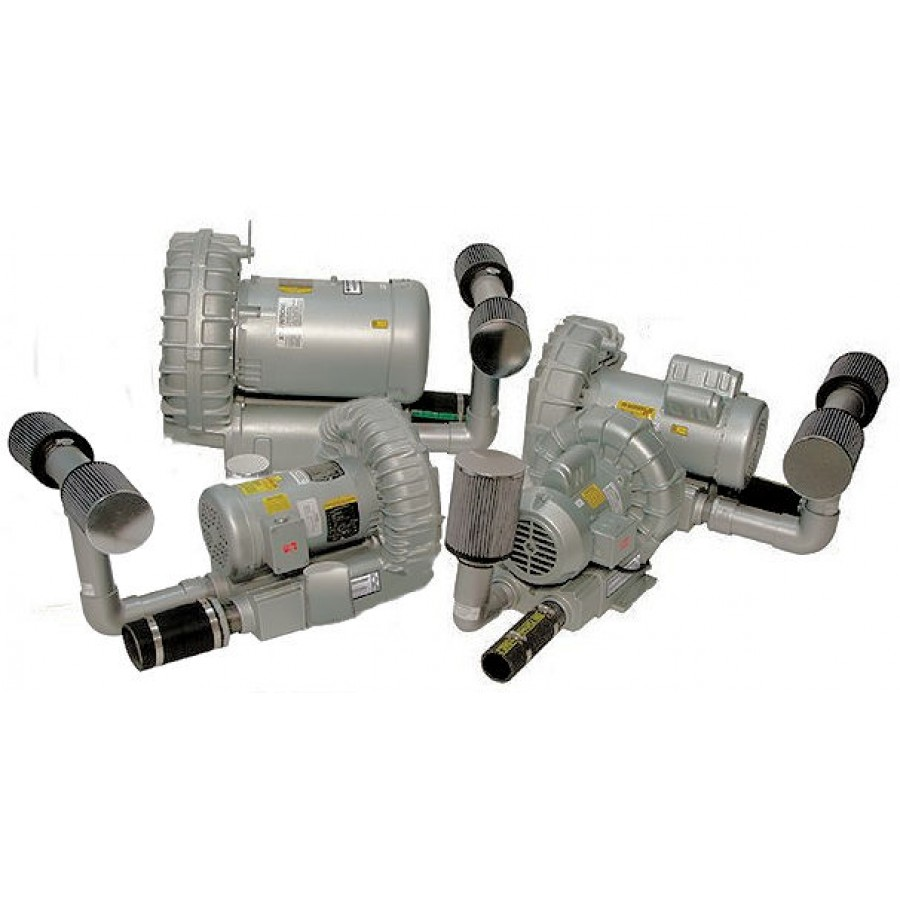 Commercial Rotary Blower : Sweetwater regenerative blowers