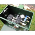 Dock Bubbler Systems with Stratus®  Compressor in Cabinet - 1/4 HP or 1/2 HP