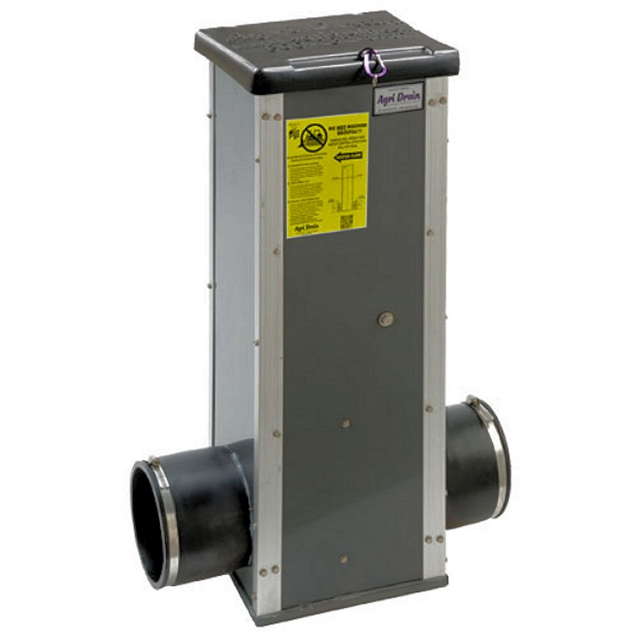 Water Level Control Structure Inline