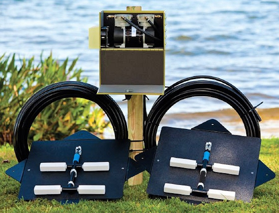 Great Lakes 174 Deep Pond Amp Lake Aeration Systems