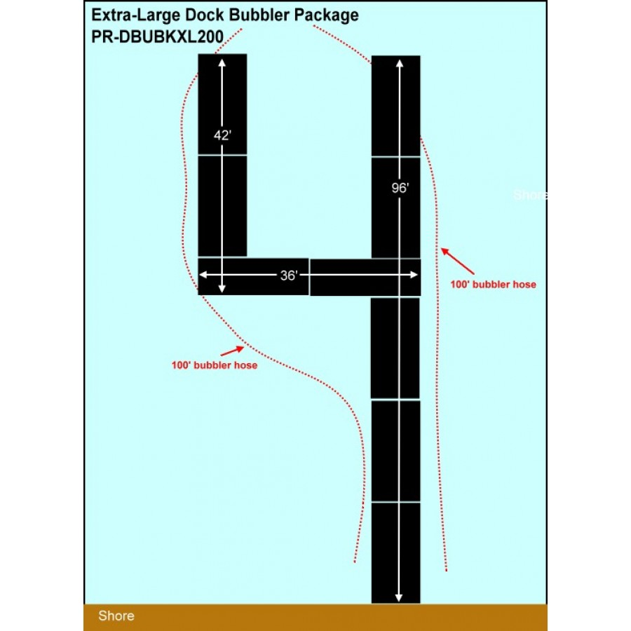 Dock Bubbler Packages