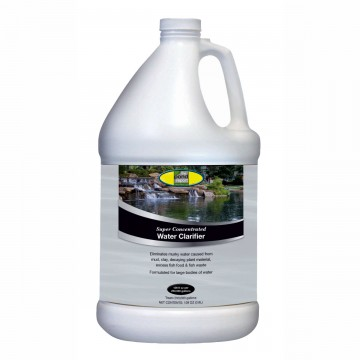 Super Concentrated Water Clarifier - Pond Flocculant