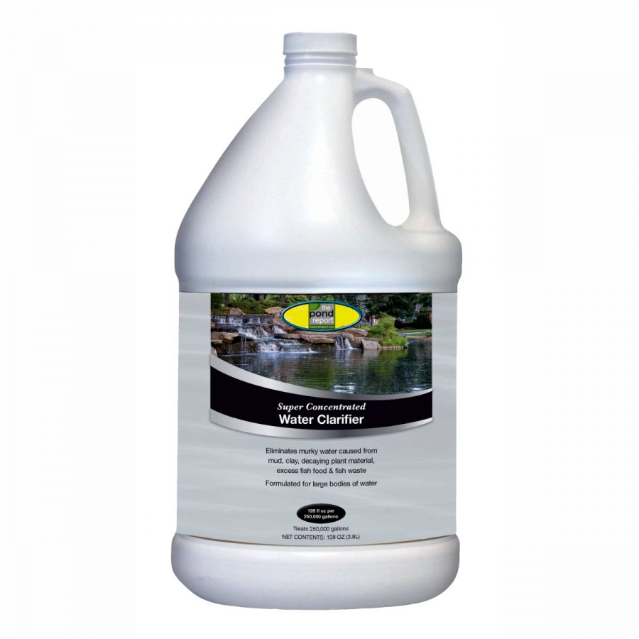 Super Concentrated Water Clarifier Pond Flocculant