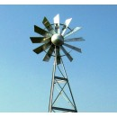 Windmill Aeration System