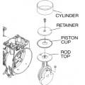 Sweetwater® Piston Air Compressor Repair Kits
