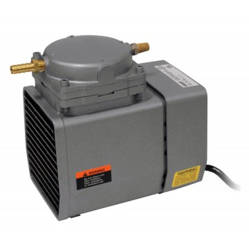 Gast® 1/8 HP Diaphragm Air Compressor