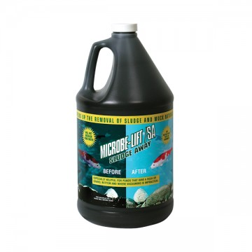Sludge Away™ Muck & Sludge Liquid Bacteria by Microbe-Lift®