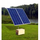 Solar Direct Drive 12 Volt Aeration Systems
