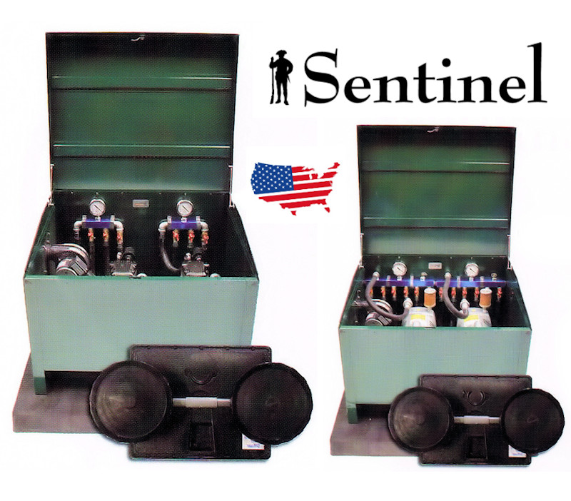 Sentinel 174 Commercial Lake Amp Pond Aeration Systems