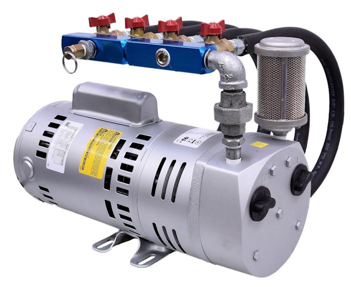 Stratus 174 Rotary Vane Compressors